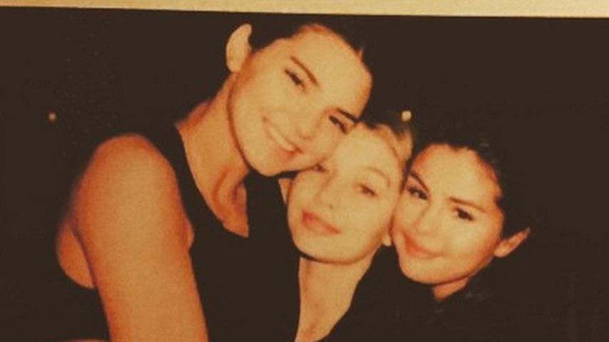 Selena Gomez und Kendall Jenner
