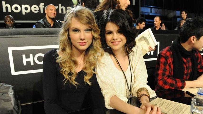 Selena Gomez: Doppel-Date mit Taylor Swift?
