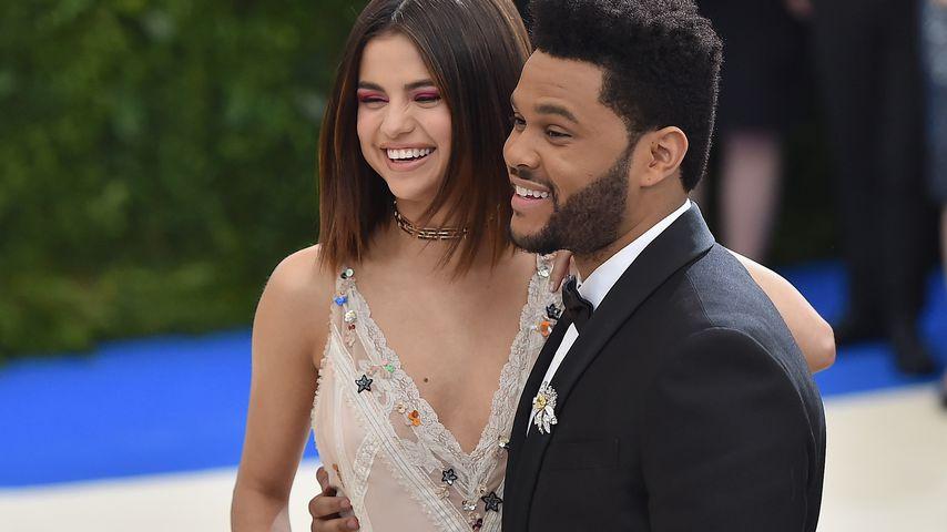 So schnell! Will The Weeknd Babys mit Selena Gomez?
