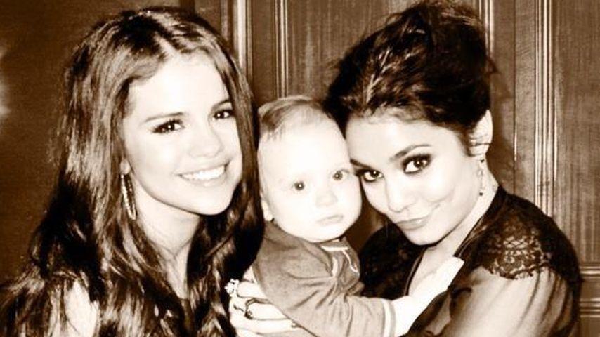 Wo hat Selena Gomez denn das Baby her?