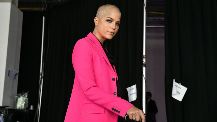 Selma Blair im Oktober 2019