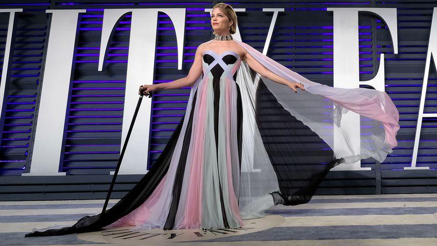Selma Blair bei der Vanity Fair Oscar Party 2019