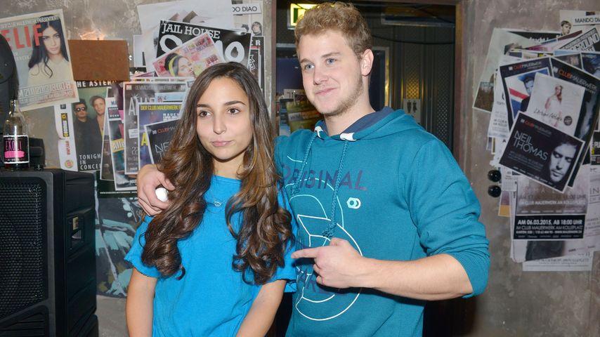 Felix van Deventer und Rona Özkan als Jonas und Selma