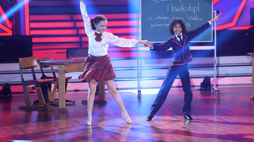 """Ist """"Let's Dance – Kids"""" anders als das für Erwachsene?"""
