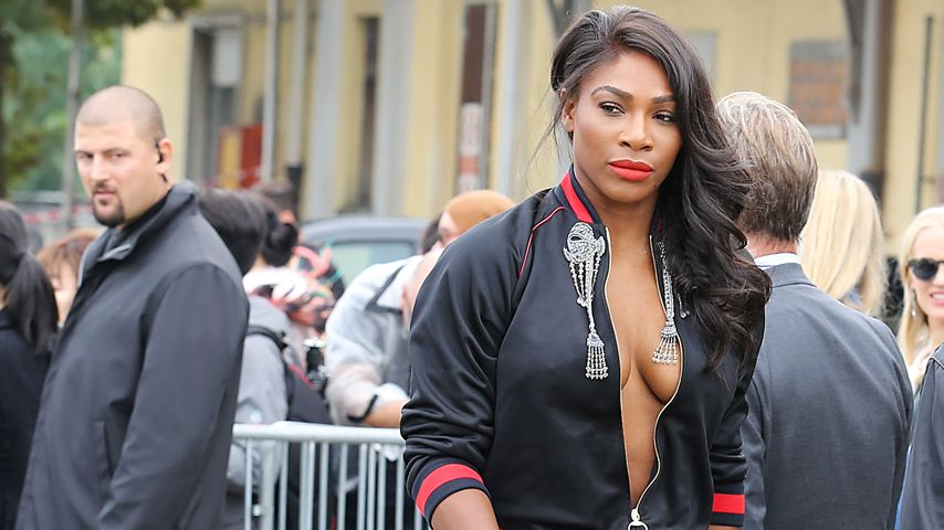 Serena Williams, Tennis-Profi