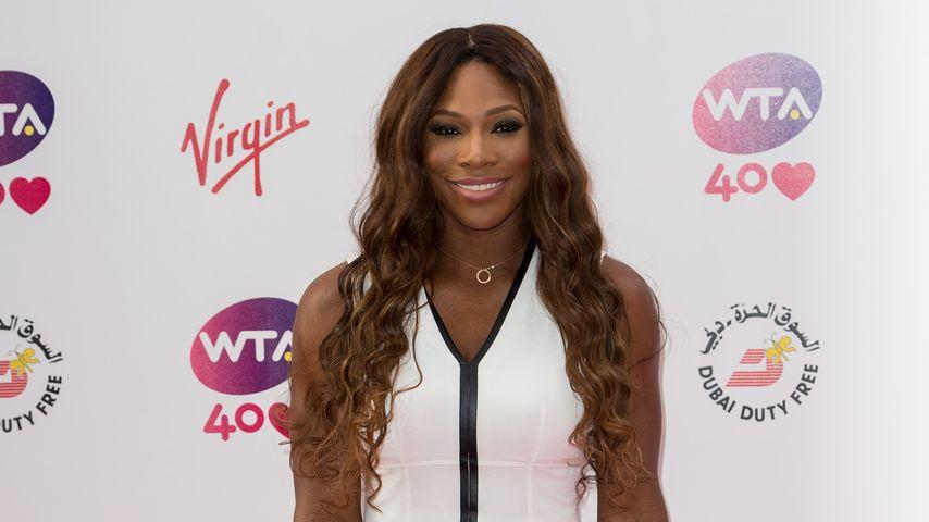 Serena Williams bei der Pre-Wimbledon Party 2013