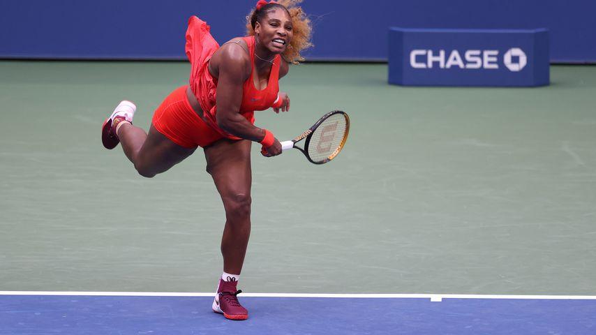 Serena Williams im September 2020 bei den US Open