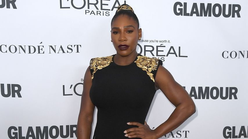 Serena Williams bei Glamour's Women Of The Year Awards 2017