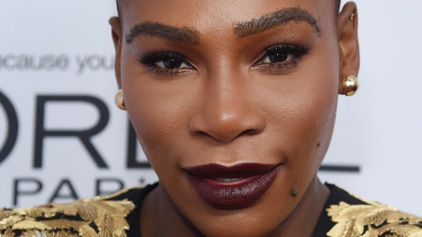 Serena Williams bei den Women of The Year Awards
