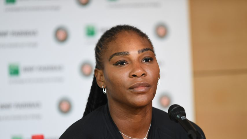 Profisportlerin Serena Williams, Juni 2018