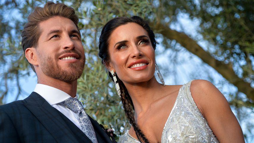 Sergio Ramos und Pilar Rubio