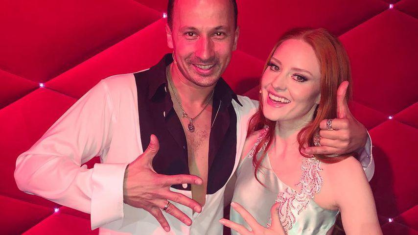 "Sergiu Luca und Barbara Meier, ""Let's Dance""-Paar"