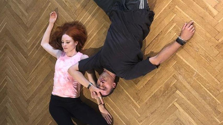 Sergiu Luca und Barbara Meier