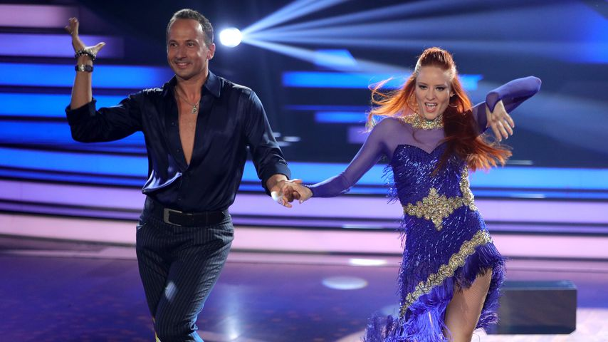 "Sergiu Luca und Barbara Meier bei ""Let's Dance"""