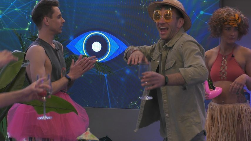 """Big Brother"": Serkans Geburtstagsparty eskaliert komplett!"
