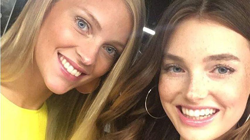 Serlina und Céline von GNTM 2017