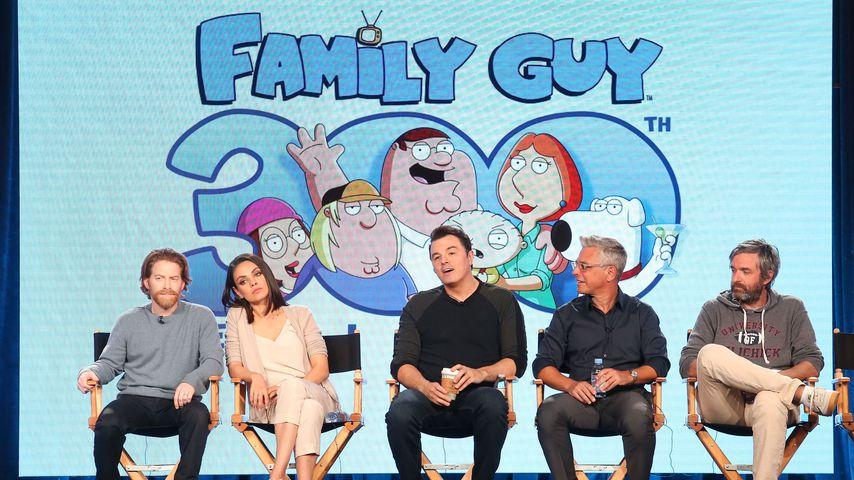 Endlich: Family Guy trifft die Simpsons