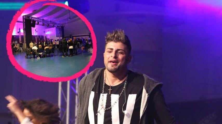 Karriere-GAU: DSDS-Gewinner Severino Seeger sagt Konzerte ab