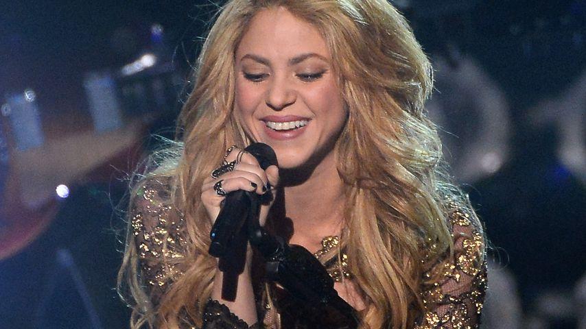 Shakira im Mai 2014