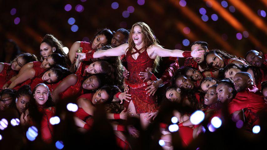 Shakira im Februar 2020
