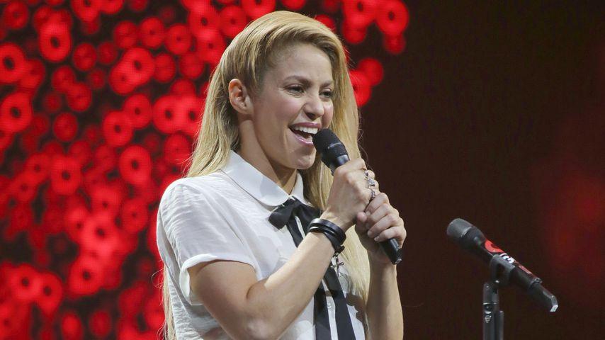 "Shakira beim ""Global Citizen""-Festival in Hamburg"