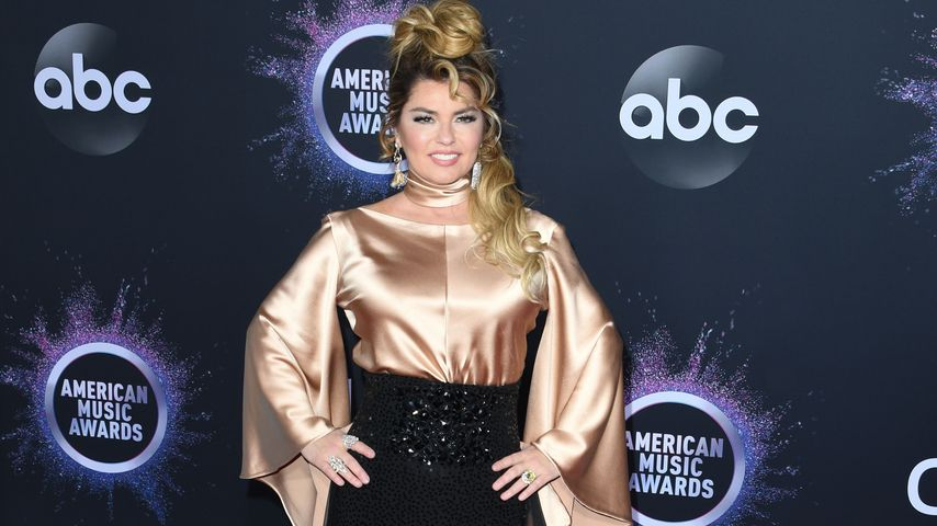 Shania Twain bei den American Music Awards 2019