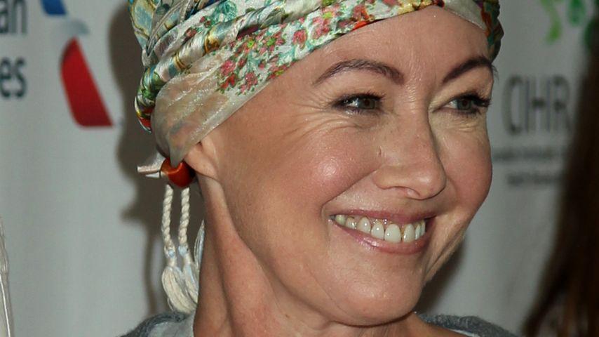 Trotz Chemo: Shannen Doherty hat ihr Lachen nicht verloren!