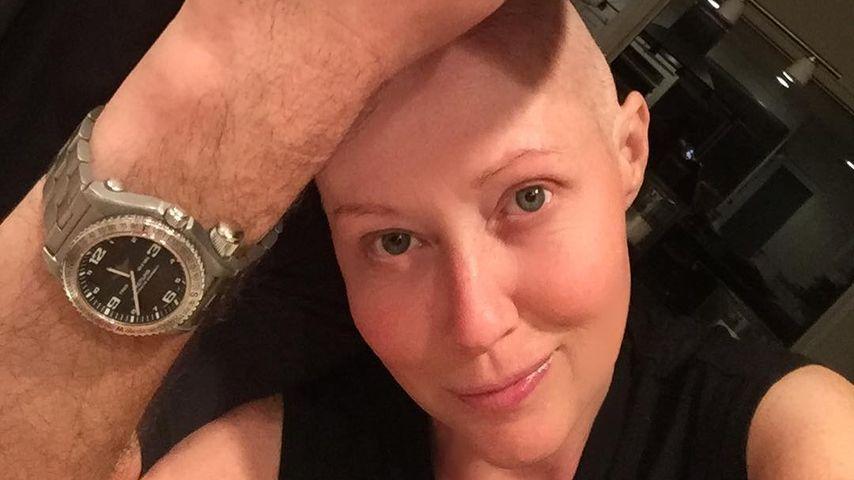 """Krebskranke Shannen Doherty: """"So hart, sich sexy zu fühlen!"""""""