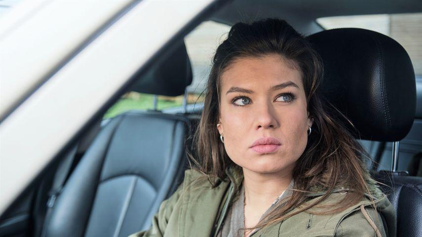 "Sharon Berlinghoff  als Vivi bei ""Unter uns"""