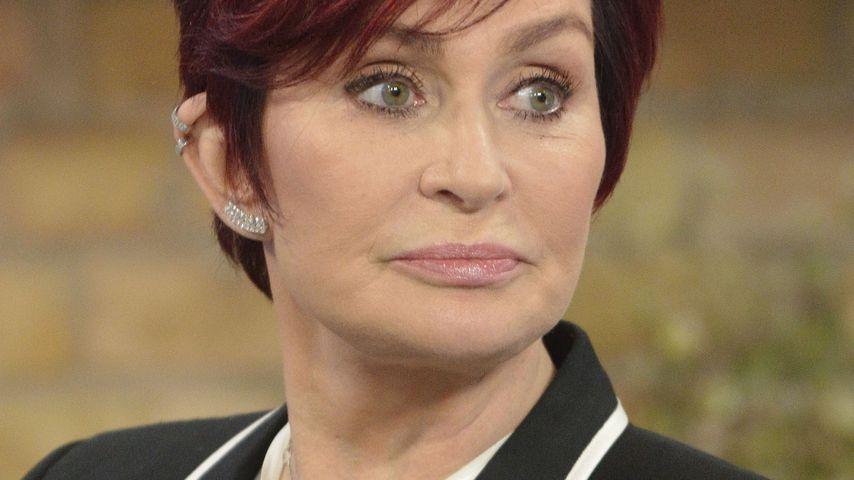 Powerfrau! Sharon Osbourne will Krebs-Patienten Mut machen
