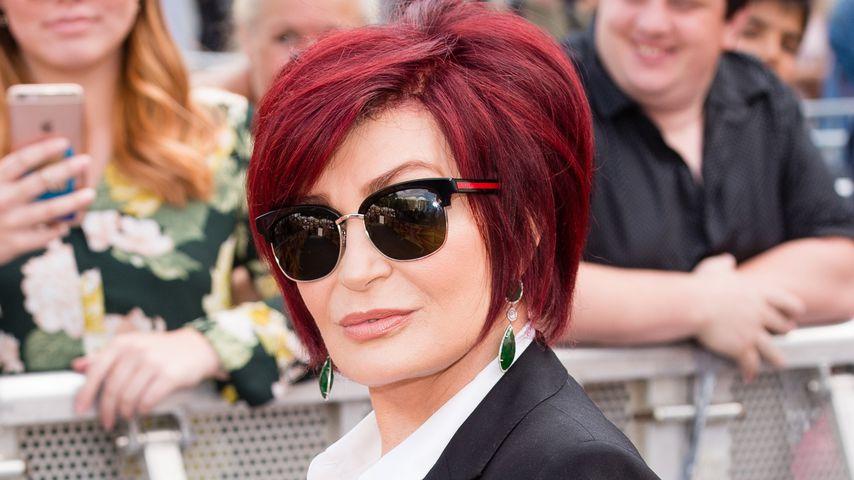 Sharon Osbourne versuchte dreimal, sich das Leben zu nehmen