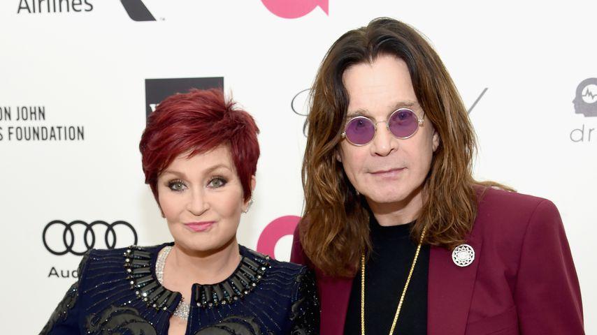 Sharon und Ozzy Osbourne, Februar 2015
