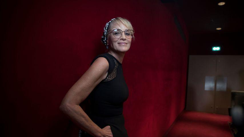 Sharon Stone im Juni 2018