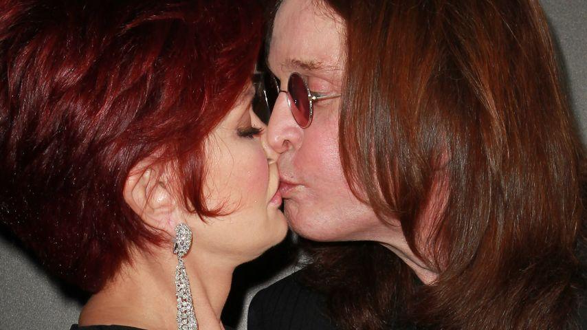 Sharon Osbourne und Ozzy Osbourne