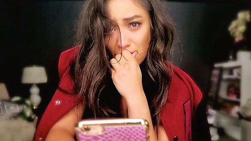 Pretty-Little-Liars-Abschied: Shay Mitchell weint bitterlich