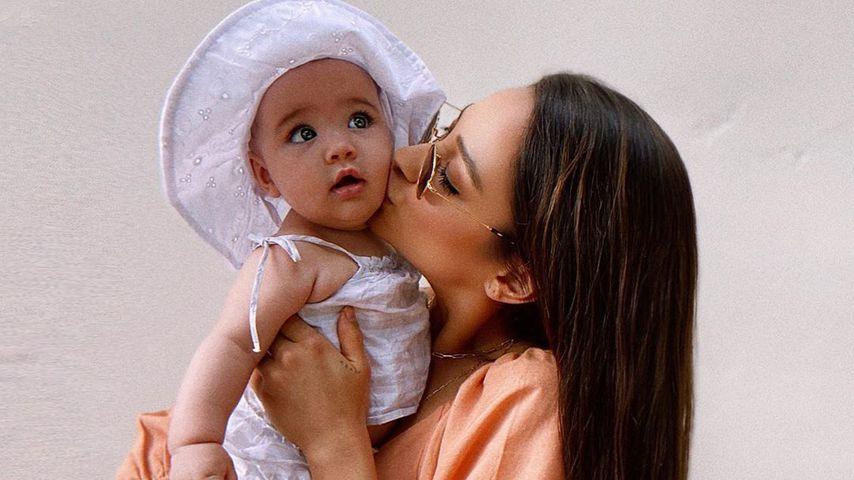 Shay Mitchell und Töchterchen Atlas, Mai 2020