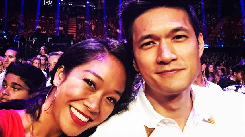Shelby Rabara und Harry Shum Jr.