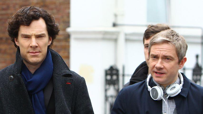 Will Benedict Cumberbatch seinen Emmy etwa nicht?