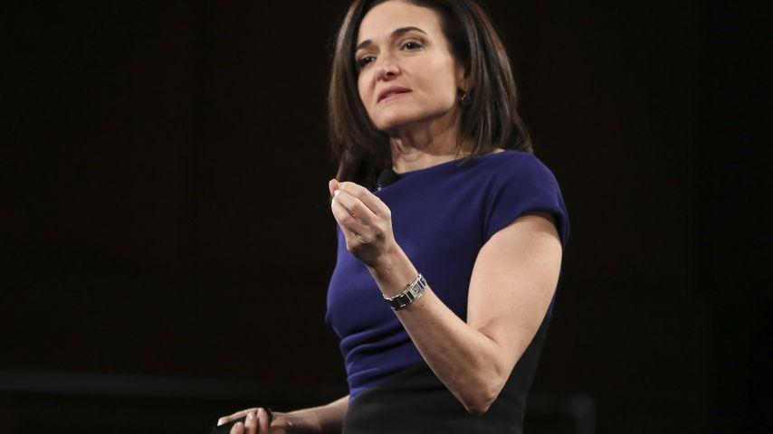 Nach Tod ihres Mannes: Sheryl Sandberg ist ein neuer Mensch!