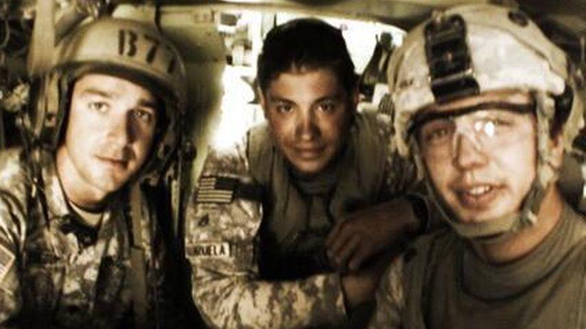 Shia LaBeouf: Training mit echten Soldaten