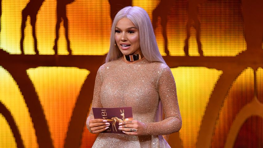 Shirin David bei der 68. Bambi-Verleihung 2016 in Berlin