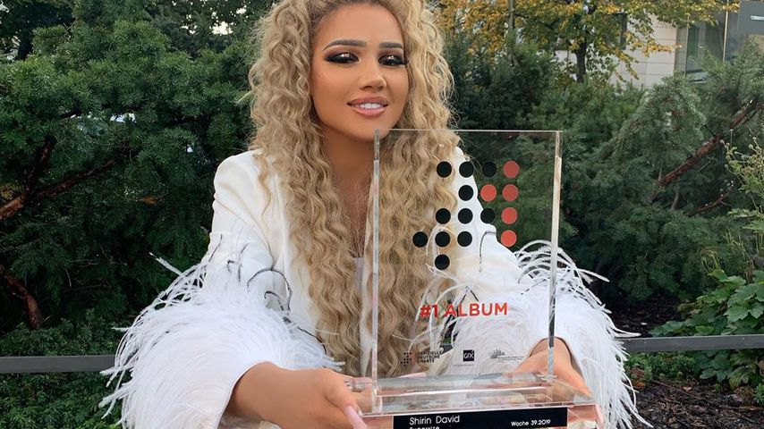Für Album-Erfolg: Shirin David bedankt sich bei ihren Hatern