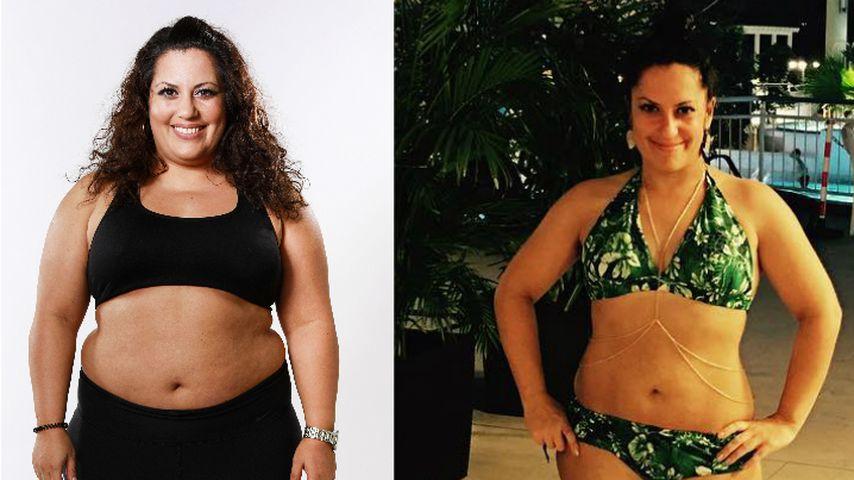"Hammer-Body nach ""Biggest Loser"": Shirin posiert im Bikini!"