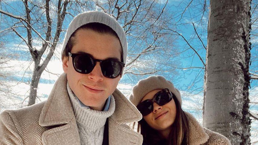 Sidney Wolf und Maja Jojic, 2021