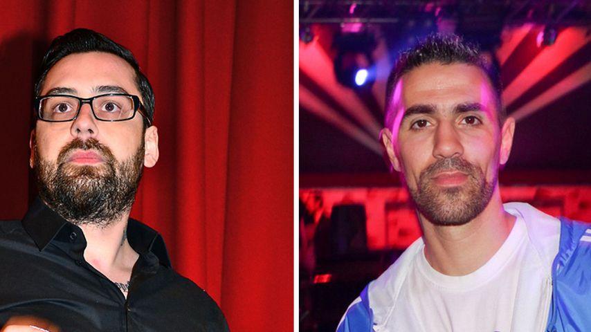 Echo 2012: Sido und Bushido pöbeln auf der Bühne