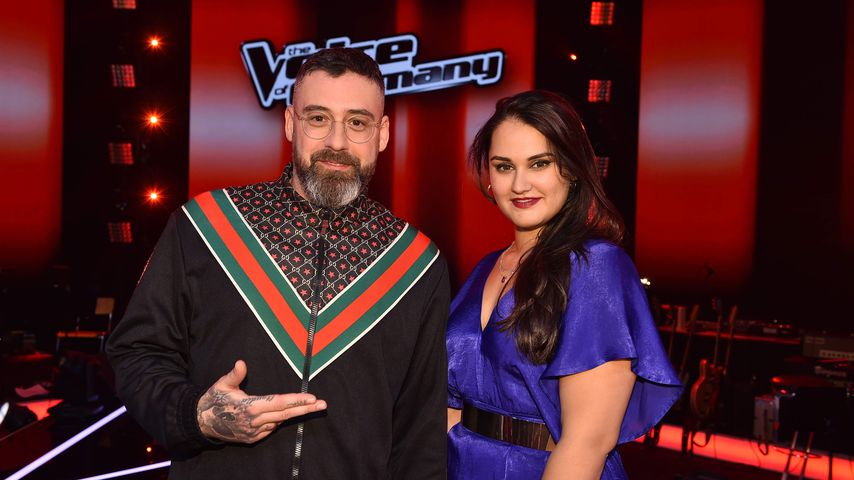 "Sido und Freschta Akbarzada, ""The Voice of Germany"" 2019"