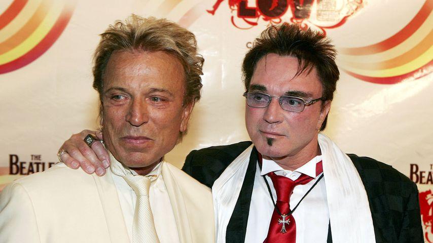 Nach Siegfrieds Tod: Magier-Film wird trotzdem produziert