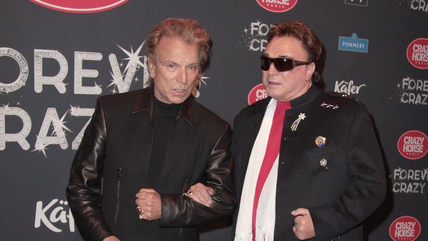 Siegfried Fischbacher und Roy Horn, 2012
