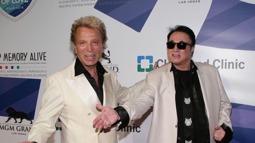 Siegfried Fischbacher und Roy Horn