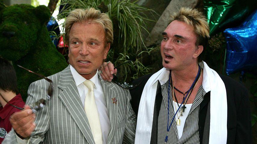 Siegfried und Roy, Magier-Duo